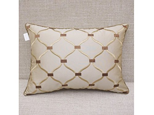 Bronze Pillow - Hysenm European Style Rectangle 12