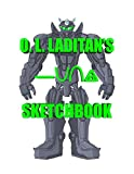 O. L. Laditan's 2017 Sketchbook