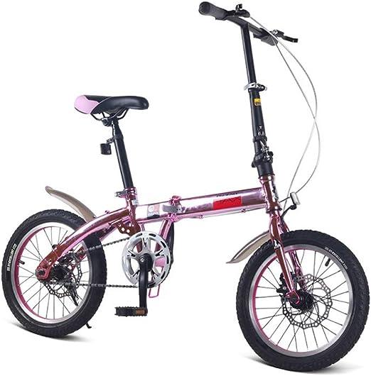 DT Bicicleta Infantil Azul Rosa de 6 – 7 – 8 – 9 – 10 años niño ...