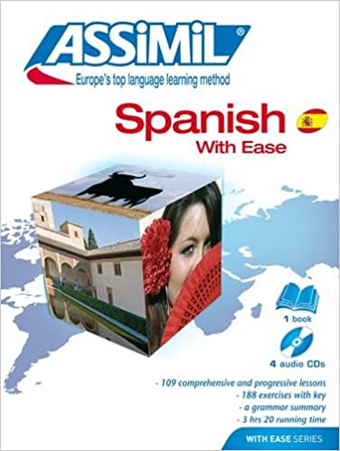 Amazon Com Spanish With Ease Day By Day Method Assimil Language