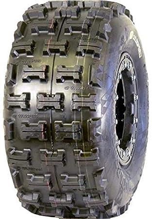 Goldspeed MXR XC - Neumático trasero para quad (20 x 10-9, 6PR, 39N, PPM, E4), color azul: Amazon.es: Coche y moto