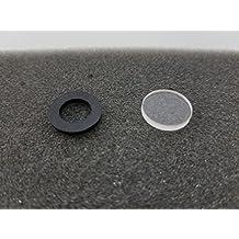 Azzota O-Ring Gasket and Lens for Azzota Glass Polarimeter Tubes
