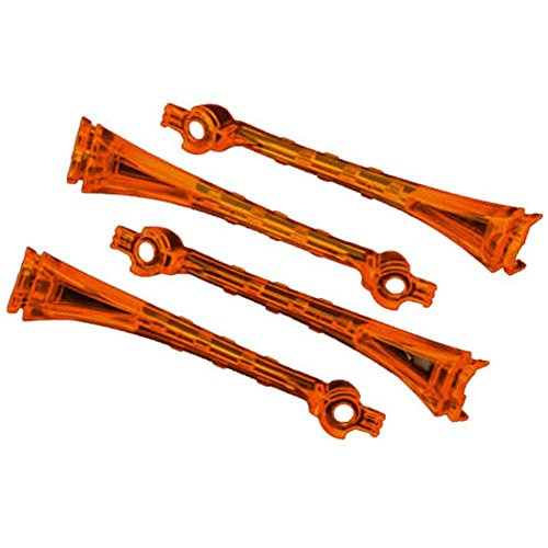 Traxxas 6653 Orange Alias LED Lenses (set of 4)