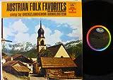 Austrian Folk Favorites