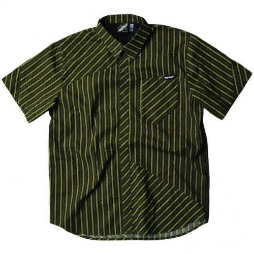 Fly -  Camicia Casual  - Uomo