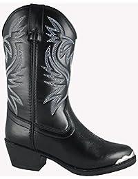 Smoky Mountain Boots Children Boys Phoenix Faux Leather Western