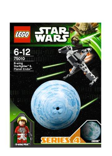 Lego Star Wars B-wing Starfighter & Endor 75010 (B Wing Starfighter Lego)