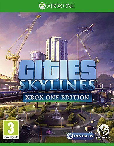 Cities Skylines - Xbox One Edition (Xbox One) by Tantalus Media