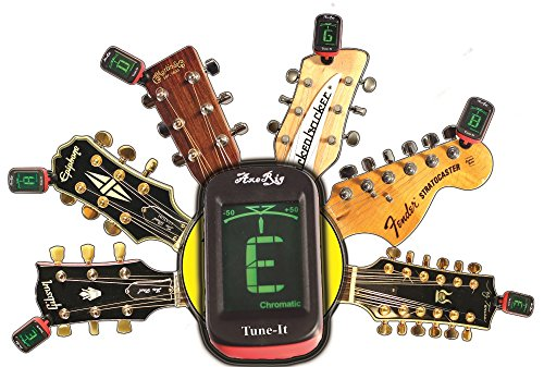 Review AxeRig Clip-On Chromatic Guitar
