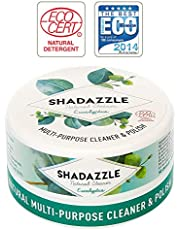Shadazzle Natural All Purpose Cleaner and Polish – Eco Friendly Multi-Purpose Cleaning Product – Cleans, Polishes & Protects Any Washable Surface