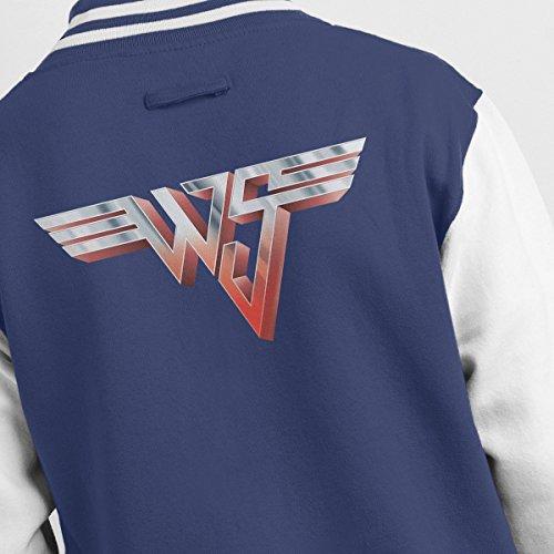 Styallyns Men's Jacket Ii Varsity Wyld Navy white USxngWxqw