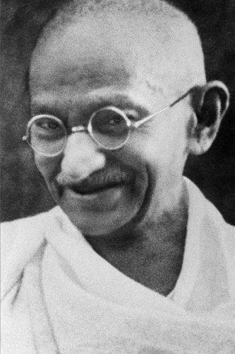 Mahatma Gandhi: Notebook image