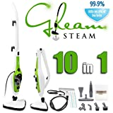 Gleam Steam 10 in 1 Steam Cleaner