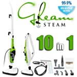 Gleam Steam 10 in 1 Steam Cleaner