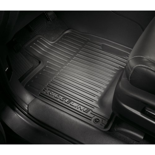 Genuine Honda Parts 08P17-T6Z-100 All Season Floor Mat, 1 Pack