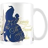 Beauty and The Beast Movie Pyramid International MG24447 (Beauty Within) Official Boxed Ceramic Coffee/Tea Mug, Multi-Colour, 11 oz/315 ml