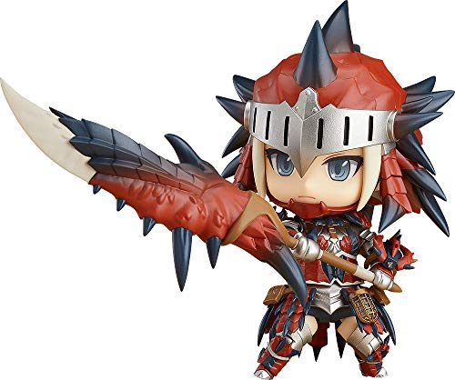 Deluxe Armor Pack - Monsters Hunter World: Female Rathalos Armor (Deluxe Edition) Nendoroid Action Figure