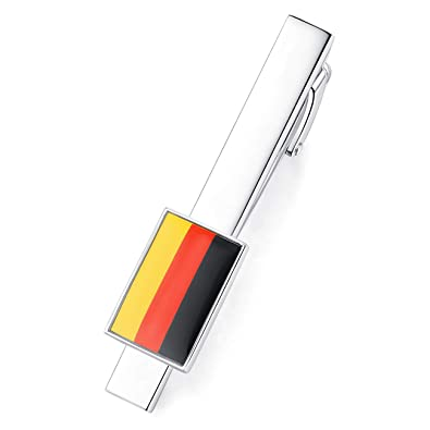 HONEY BEAR Bandera nacional Flag Clip Pasador de Corbata - Talla ...