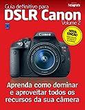 capa de Guia Definitivo Para DSLR Canon - Volume 2