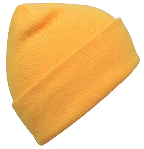 DIDKU (Yellow Beanie Hat)