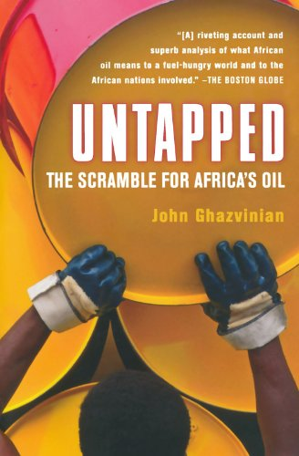 Untapped: The Scramble for Africa's Oil by Mariner Books