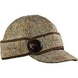 Stormy Kromer 50380-000074-260-74S The Harris Tweed Size 7 1/2 Button Up Sutherland