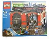 LEGO: City Train Shed