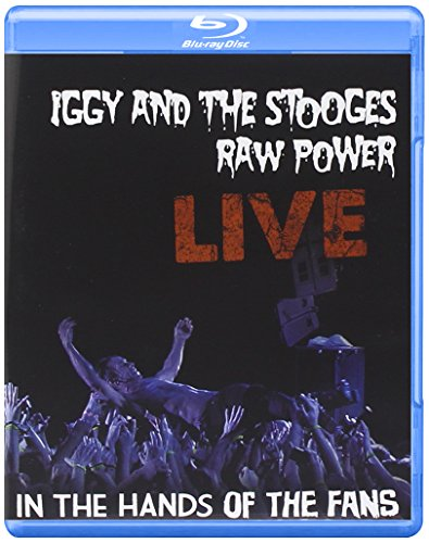 Blu-ray : The Stooges - Iggy and the Stooges: Raw Power Live: In the Hands of the Fans (Blu-ray)