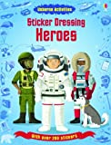 Sticker Dressing Heroes, Megan Cullis, 0794532675