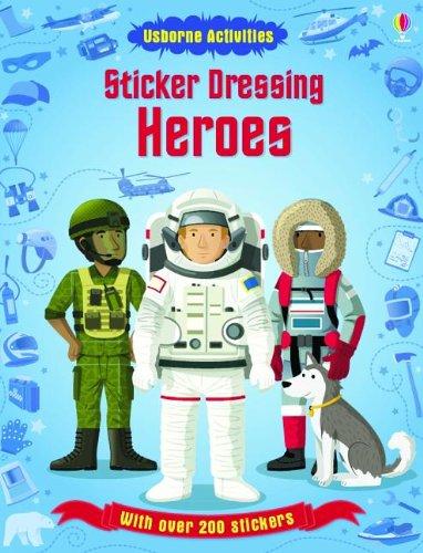 Sticker Dressing Heroes