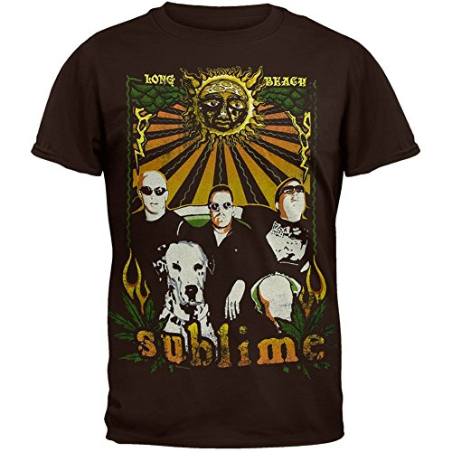 Sublime - Leaf Frame T-Shirt