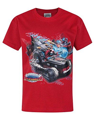 Official Skylanders Trap Team Charcoal Kids T-Shirt