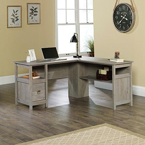Sauder Lake Point Desk Treadmill Standing Desk