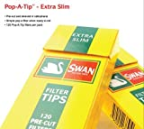 4 Packets Swan Filter Tips