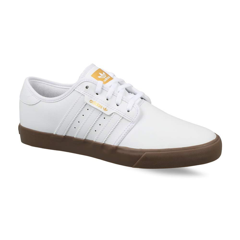 newest f7bc3 31f92 Amazon.com   adidas Men s Seeley Skate Shoe   Road Running