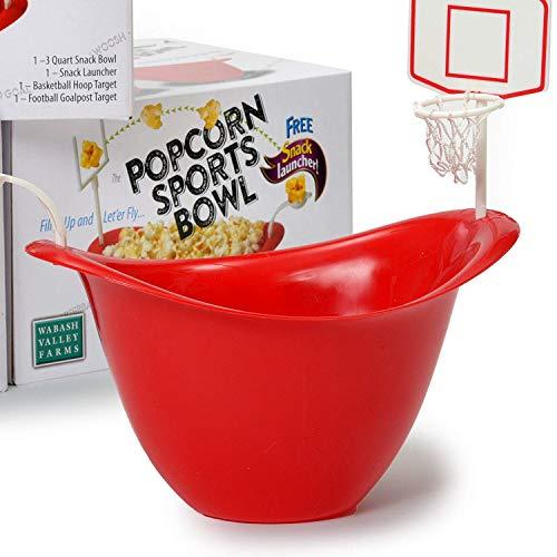 - Wabash Valley Farms 44062 Popcorn Bowl, Regular, Red