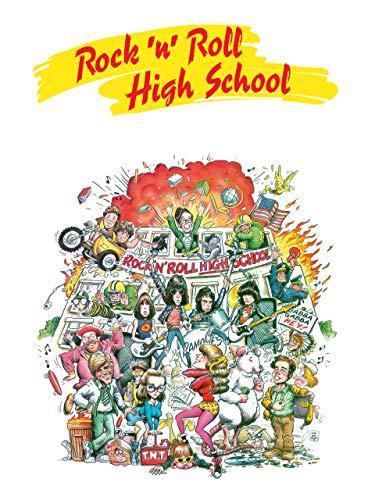 Rock 'n Roll High School (Pj Soles Rock And Roll High School)