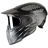 JT Paintball Premise Headshield Goggle, Black, One Size