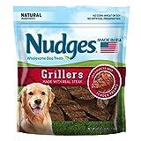 Nudges Wholesome Dog Treats, Steak Grillers (48 oz.) BIG BAG Review