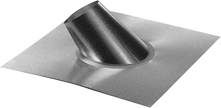 Simpson Duravent Steep Roof Flashing B Vent 3 7 12 12 12 Amazon Com
