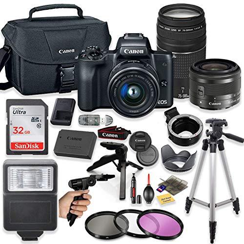 Canon EOS M50 (Kit) Black