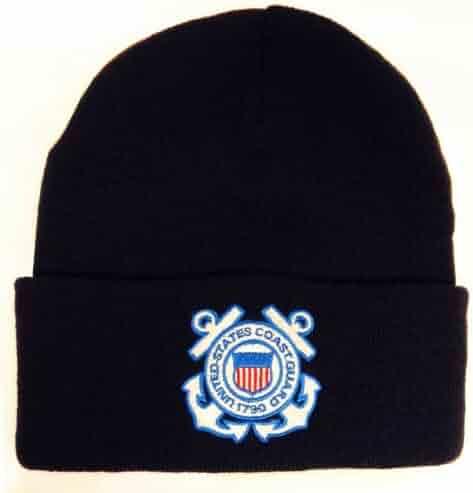 US Coast Guard Knit Cap United States Coast Guard Hats Men Women Military  Gifts 730172ff43a8