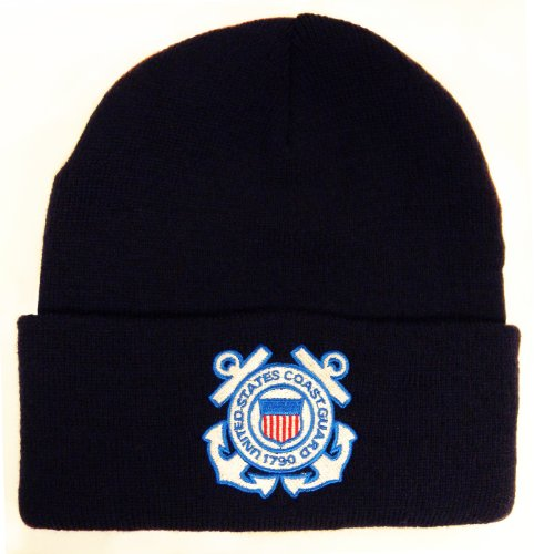 US Coast Guard Knit Cap United States Coast Guard Hats Men Women Military Gifts