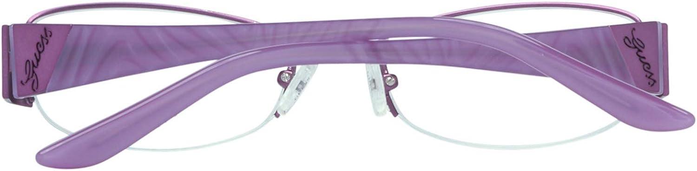 Violett Guess  GU2306 51O24 Guess Brille Gu2306 O24 51 Oval  Brillengestelle 51