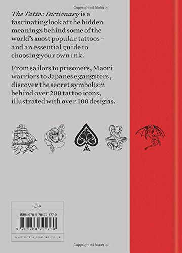 10e101997 The Tattoo Dictionary: Amazon.co.uk: Trent Aitken-Smith, Ashley Tyson:  9781784721770: Books