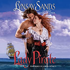 Lady Pirate Audiobook