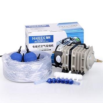 Hailea Compresor De Aire ACO Juego de 318: Amazon.es: Productos para mascotas