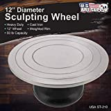 "US Art Supply Large 12"" Diameter Sculpting"
