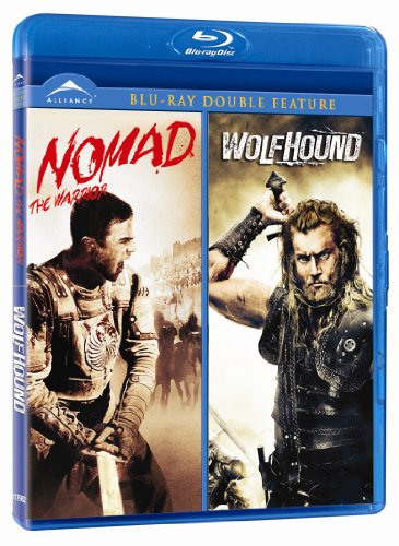 Nomad: The Warrior / Wolfhound (Blu-ray)