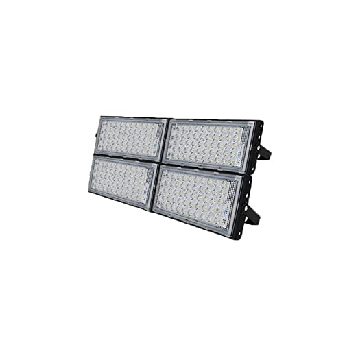 ANQIY Proyector LED, Deslumbramiento Impermeable Al Aire Libre ...